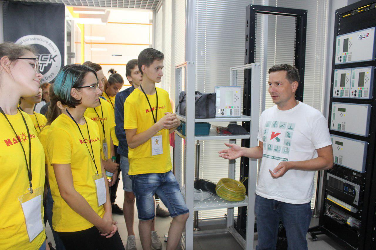iGrids провела встречу с участниками республиканской летней школы «НАНОГРАД-Ч»