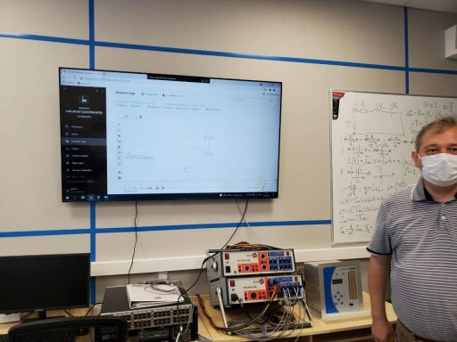 iGrids запустил учебную лабораторию по кибербезопасности в ЧувГУ